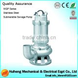 Factory Export High Flow Electric Centrifugal Submersible Pump