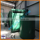 ZSA oil purifier Type Used Motor Oil Recycling Systems,vacuum distillation to base oil from waste oil