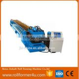 U Type Quickly Change Roller Roll Forming Machine for steel construction with full-automatic steel coil Hydraulic dec