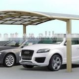 Aluminum carport panels