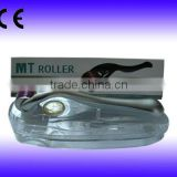 skin care roller with 540 disk needles, beauty roller,rolling massager face massage roller