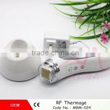 Home Use Dot Matrix Skin Care Mini RF Thermagic machine Face Lift Skin Whiting Personal Massager