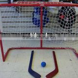 LF-25MC Steel Mini Rebound soccer Goal net set