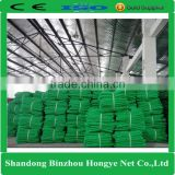 Hongye high quality HDPE scaffold safety net for construction building protection with UV