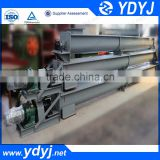 China supplier reliable quality large capacity Carbon steel flexible screw conveyor feeder for sale