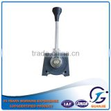 GJ1103 excavator hand throttle controls