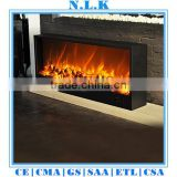 Eco-friendly Good quality decorative electric fireplace f CE certificate electrical fireplace insert cheap electric fireplace