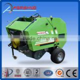New condition and strong construct Agriculture Mini hay baler / Hay and straw baler machine