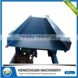 Newly Designed Gold Vibrating Sluice Box for Mining