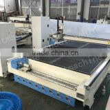 CNC Woodworking Router Machine SHCNCD-2040 with X Y working area 2000x4000mm and Z working area 200mm