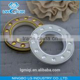 prefessional manufacturer competitive price curtain ring with diamonds