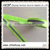 Custom Polyester Knitted Elastic Band, Reflective WebbingTape,Reflective Waved Webbing for Safety Garment