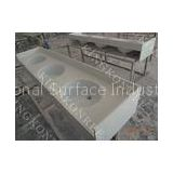 Composite Acrylic Artificial Stone Blue Countertop/Vanity Top / Solid Surface Worktop With OEM