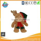 Alibaba China supplier hat scarf christmas deer toy