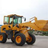 Building Machine 1.0ton Wheel Loader Used For Road Construction
