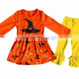 Autumn Children`s Boutique Outfits Bulk Girl Winter Clothing Sets Baby Girl Upcoming Fall Clothes Costumers Halloween Clothing