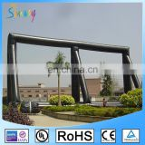 Factory Wholesale Advertising Display Inflatable Pro Theater Movie Projection Screen
