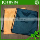 design nylon fabric custom logo printing wholesale drawstring bag