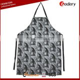 High qualtiy wholesale blank cotton aprons