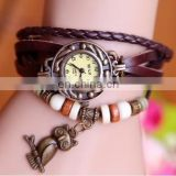 Ladies Fancy Pearl bracelet watches