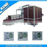 60 Stations PU pouring shoe making machine