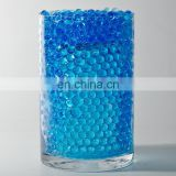 Blue Water beads for Vase Filler/ Fish can filler