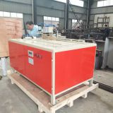 Wood Sawdust Block Cutting Machine