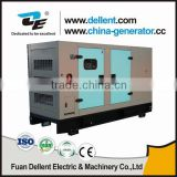 HOT SALES ! 100 kva soundproof diesel generator with Cummins Engine .                                                                                                         Supplier's Choice
