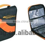 lure bag with laminated PVC binder pouches