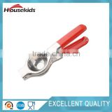 Quality Stainless Steel Lemon Squeezer with Silicone Handles