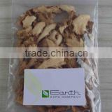 Organic dried slice ginger