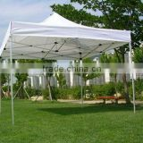 3x3 outdoor high quality pop up canopy gazebo, water proof top hex aluminum frame folding tent