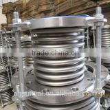 double flange steel sleeve tube (bellow joint)