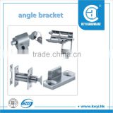 2015 HOT 135 degree angle bracket / steel flat angle bracket / angle stair handrail bracket factory price