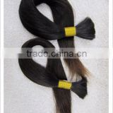 hot seller 5a top grade real virgin brazilian human braiding hair