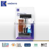 KRONYO tyre puncture tire repair kit motorcycle tubeless tyre