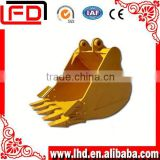 OEM Excavator part standard bucket for Caterpillar excavator parts