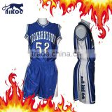 wholesale blank latest basketball jersey design,european custom cheap reversible basketball sublimation