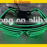 el sunglasses with led bling lights led shutter party glasses for eye catcher crazy fancy novel