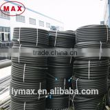 Small Diameter 50mm HDPE Black Plastic Water Pipe Roll