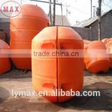Factory price plastic water floating buoy used for dredging pipeline