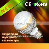 E27/E26/B22, Aluminium Alloy, Cheap LED Lighting Bulb, 4W Decorative Wide Angle Bulb LED with CE, RoHS, TUV Certificates                                                                         Quality Choice