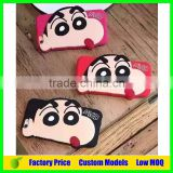 Crayon Shin-chan Silicone mobile 3d bear phone case for Samsung Galaxy grand prime G530 cell phone back cover case