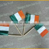 high qulity custom Hand Held Flag