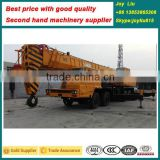 Best quality XCMG used crane, 50 ton mobile crane