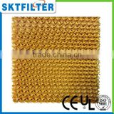 yellow cleaning h13 air filter hepa media
