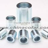 Hydraulic Parts Hydraulic Hose Ferrule Fitting for SAE 100 R2 AT/EN 853 2SN, Hydraulic Fittings
