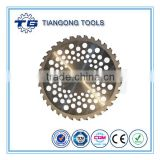 Professional TCT saw blade for cutting grass