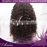 Synthetic Kinky Curly Lace Front Wig Density 150%~180% synthetic lace front wig, Synthetic Hair Wigs