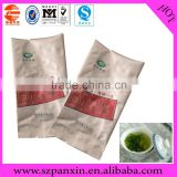 Cheap price zip lock printing plastic tea vacuum bag made in China